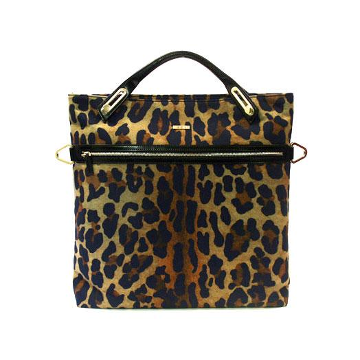 Giraffe Suede NS Shopper<br />☆モンバサ M (~15.6inch)